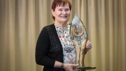 Ocenili gymnastickú legendu Mariannu Krajčírovú Némethovú