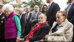 Najstaršieho žijúceho bývalého prezidenta USA hospitalizovali