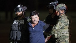 Mexiko vydalo do Spojených štátov narkobaróna Guzmána
