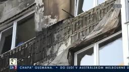 Popradčania z vyhorenej bytovky nevedia, kto im uhradí škodu