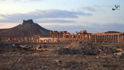 Sýrske mesto Palmýra opäť ničia radikáli, terčom sú pamiatky