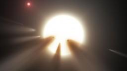 Najzáhadnejšiu hviezdu neničia mimozemšťania. Spamätáva sa zo šoku