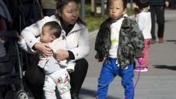 Politika dvoch detí priniesla úspech, v Číne sa zvýšila pôrodnosť