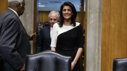 Spojené štáty bude v OSN zastupovať Haleyová, schválil ju Senát