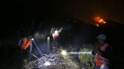 Čile naďalej bojuje s ohňom, hlásia prvé obete na životoch