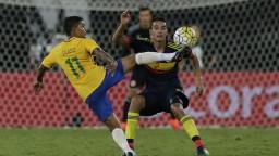 Charitatívny zápas ovládla Brazília, Kolumbiu zdolala o gól