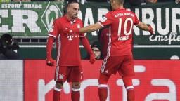 Lídri nemeckej Bundesligy nezaváhali, Borussia stratila body