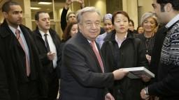 Guterres pochválil Afriku za ústretový prístup k utečencom