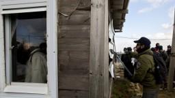 Izraelská polícia musela zakročiť. Nelegálni osadníci sa zabarikádovali