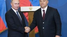 Putin rokoval s Orbánom, Maďarsko označil za spoľahlivého partnera