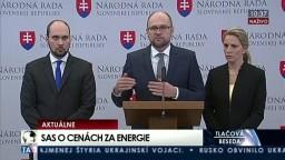 TB predstaviteľov SAS o účtoch za energie