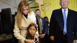 Video Trumpovej vnučky obletelo sociálne siete, Číňania majú radosť
