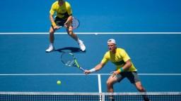 Austrálčania si zabezpečili postup do štvrťfinále Davisovho pohára