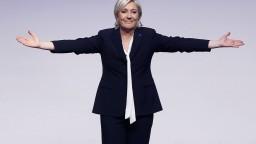 Le Penová predstavila svoj predvolebný manifest, útočí na globalizáciu
