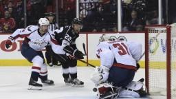 NHL: Budaj striedal, jeho Los Angeles nestačilo na Washington
