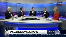 30 minút s Robertom Ficom/Kauza energie v parlamente