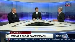 Mečiar a Bugár o amnestiách