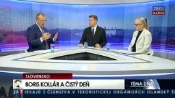 Boris Kollár a Čistý deň / Riešenie ukrajinskej krízy