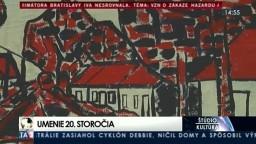Ceny Thálie / Elity v SND / Výstava Adamčiak, začni! / Denník A. Frankovej / Umenie 20. storočia