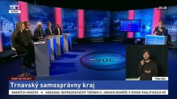 Voľby do VÚC - Trnavský samosprávny kraj