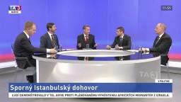 Investície v zaostalých okresoch / Sporný Istanbulský dohovor / (Ne)záujem o európske štruktúry