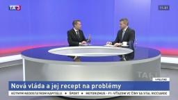 Nová vláda a jej recept na problémy / Čerpanie eurofondov a ich budúcnosť