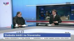 Sloboda médií na Slovensku