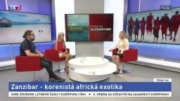 ŠTÚDIO TA3 Za hranicami: N. Fedorová a S. Trnovec o Zanzibare