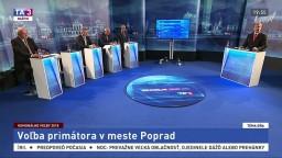 Voľba primátora v meste Poprad / Voľba starostu MČ Bratislava-Ružinov