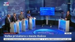 Voľba primátora v meste Košice/ Voľba starostu v MČ Košice-Luník IX