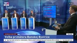 Voľba primátora Banskej Bystrice / Voľba starostu MČ BA - Petržalka