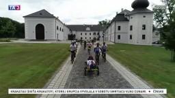 TA3 prešla Slovensko s Káčerom na bicykli