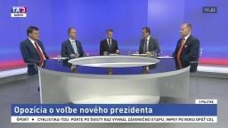 Boj s kalamitou a pomoc štátu / Opozícia o voľbe nového prezidenta / Čierny Peter v rukách T. Mayovej / Dôsledky tvrdého Brexitu