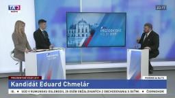 Predstavenie kandidátov J. Zábojníka, E. Chmelára a M. Daňa