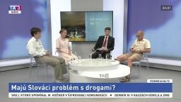 Majú Slováci problém s drogami?