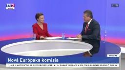 Horúca jeseň v politike / Zdravotníctvo v problémoch / V novej Komisii bude opäť Šefčovič