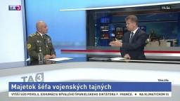 Majetok šéfa vojenských tajných / Minimálna mzda 580 eur