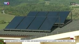 Komu sa oplatia slnečné kolektory