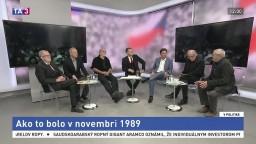 """""""Dekočnerizácia"""" politiky po odstúpení Glváča/ 50-dňové moratórium/ Rozpočet a bankový odvod/ Nežná revolúcia"""