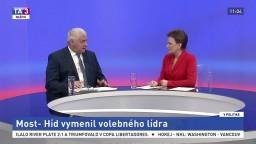 Most-Híd vymenil volebného lídra / Generácia zmeny