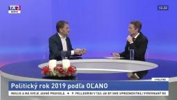 Politický rok 2019 podľa SNS, Smeru-SD, OĽANO a SaS. Konanie politikov a nálady voličov