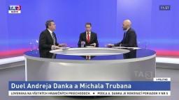 Premiér o konflikte Iránu a USA / Požiadavky autodopravcov / Duel A. Danka a M. Trubana / Boj neparlamentných strán o voliča
