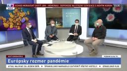 Európsky rozmer pandémie koronavírusu