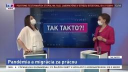 Pandémia a migrácia za prácou