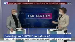 "Potrebujeme ""COVID"" ambulancie?"