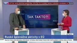 Ruské špionážne aktivity v EÚ