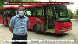 Minúty pre hrdinov: Vodič MHD Matúš Haviar