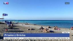 ŠTÚDIO TA3 Za hranicami: Sprievodca P. Slabý o Grécku