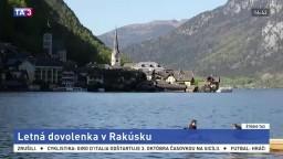 ŠTÚDIO TA3 Za hranicami: M. Erdossyová a M. Šmátrala o Rakúsku