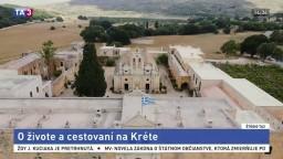 ŠTÚDIO TA3 Za hranicami: Sprievodkyňa J. Malejčíková o Kréte